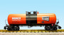 USA Trains R15256 Hooker Chemicals 42 Foot Modern Tank Car Ultimate Series G Scale