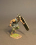 John Jenkins Designs AER-17A Ancients Collection Ancient Gauls Warrior Charging