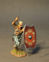 John Jenkins IC-05A Armies And Enemies Of Ancient Rome Iceni Warrior Charging