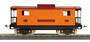 MTH 11-30237 Lionel Corporation Tinplate 217 Standard Gauge Illuminated Caboose