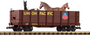 Piko 38725 Union Pacific High Side Gondola With Horses G Scale