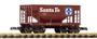 Piko 38887 Santa Fe Ore Car Road No 2508 G Scale