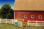 Monroe Models HO Scale Barn Yard Fence