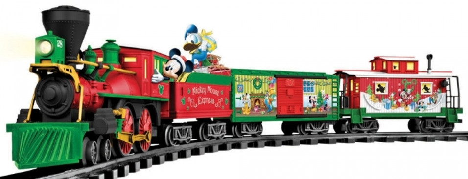 Lionel Christmas Train.Lionel Train Sets Make Great Christmas Gifts For All Ages