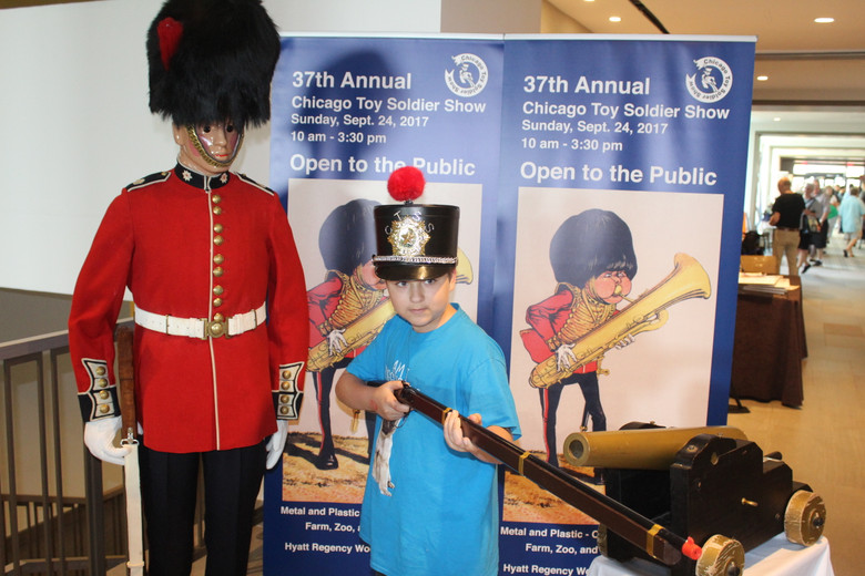 Chicago Toy Soldier Show- A weekend of fun