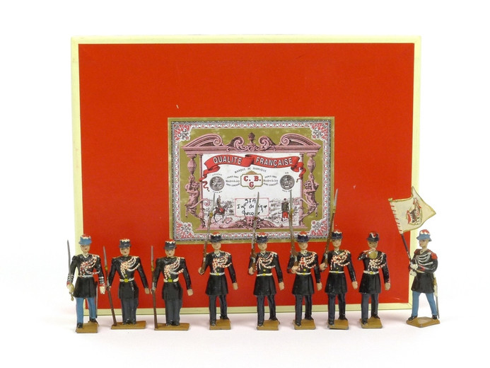 VINTAGE CBG MIGNOT - TWO CENTURIES OF THE FINEST COLLECTIBLE TOY SOLDIERS
