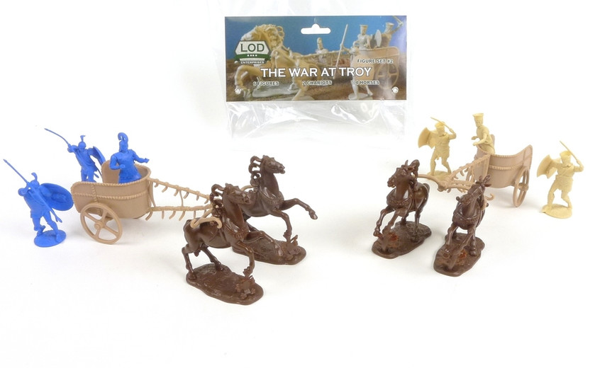 LOD Toy Soldiers Are A Big Hit! - Trains And Toy Soldiers