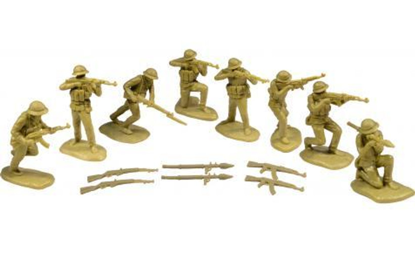 Army of Toys has  reviewed TSSD NVA VIETNAM TOY SOLDIERS REVIEW!