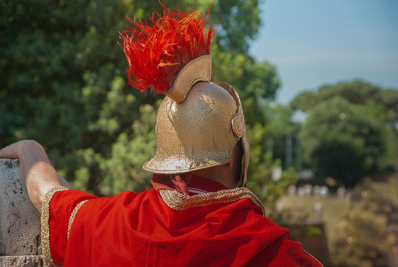 """Trains and Toy Soldiers presents """"Top 10 CRAZIEST inventions of the Roman Army!!"""""""