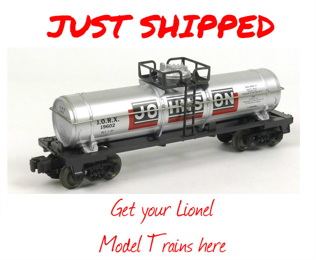 Find your next Lionel Model Train here
