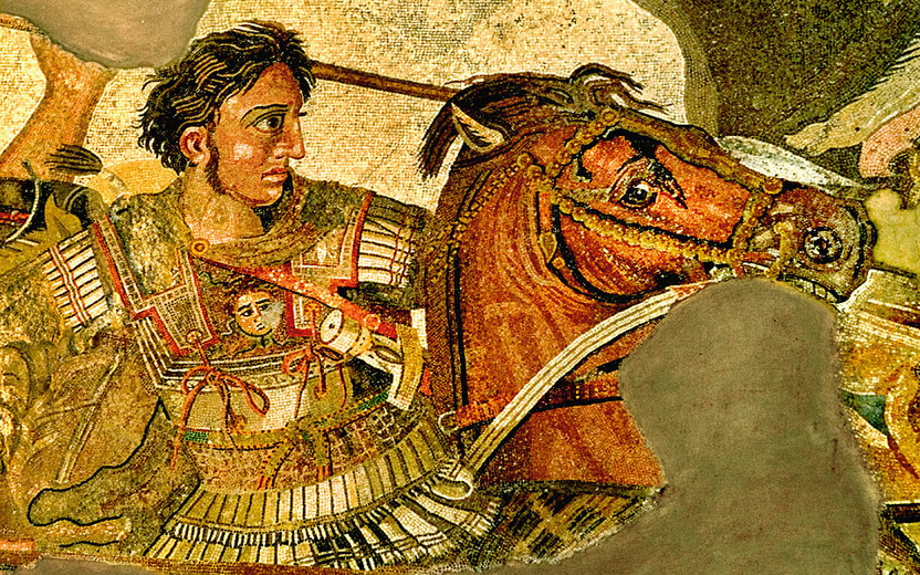 Trains and Toy Soldiers invites to learn more about Alexander the Great Part 2