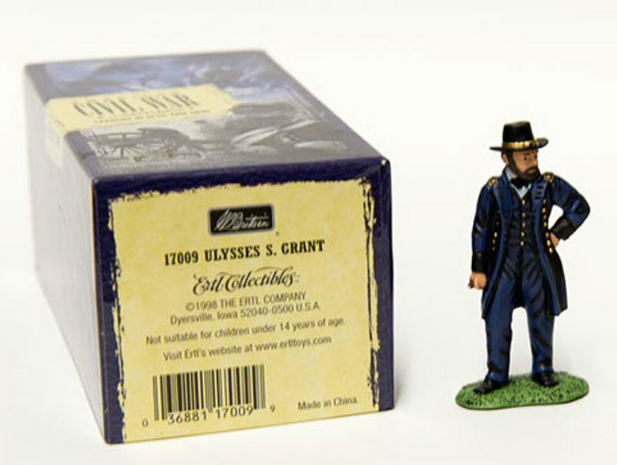 WBritain Toy Soldiers by Series and Year: Union American Civil War of 1999