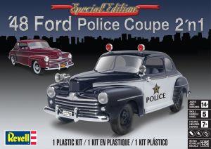 Revell 1//25 Ford Bronco 854320