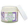 Lavender scented tallow balm - Open Lid