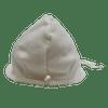 Organic Sauna Hat made with Organic Bamboo Cotton Fleece