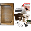 Ultimate Infrared Sauna Health Bundle contents