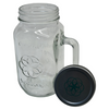 Non-Toxic Mason Jar 32 oz Mug with Lid - Without the Box