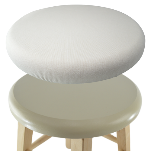 Organic Bamboo Fleece sauna stool cover at Creatrix Solutions