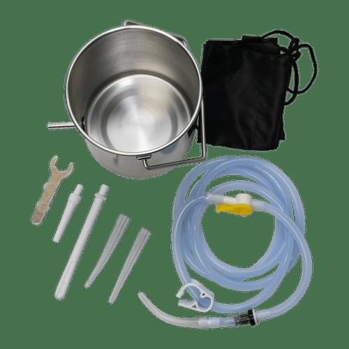 Enema Bucket Kit