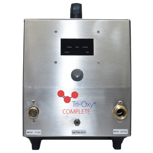 Tri-Oxy COMPLETE Water Ozonator from Creatrix Solutions