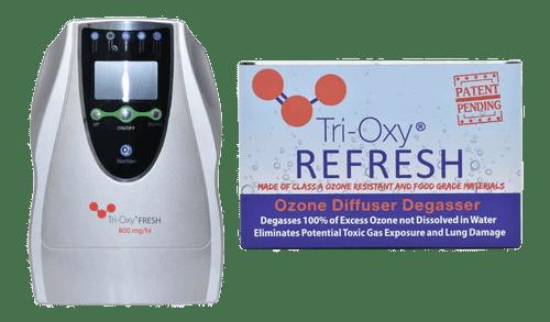 Tri-Oxy Ozone Grower Bundle Manual