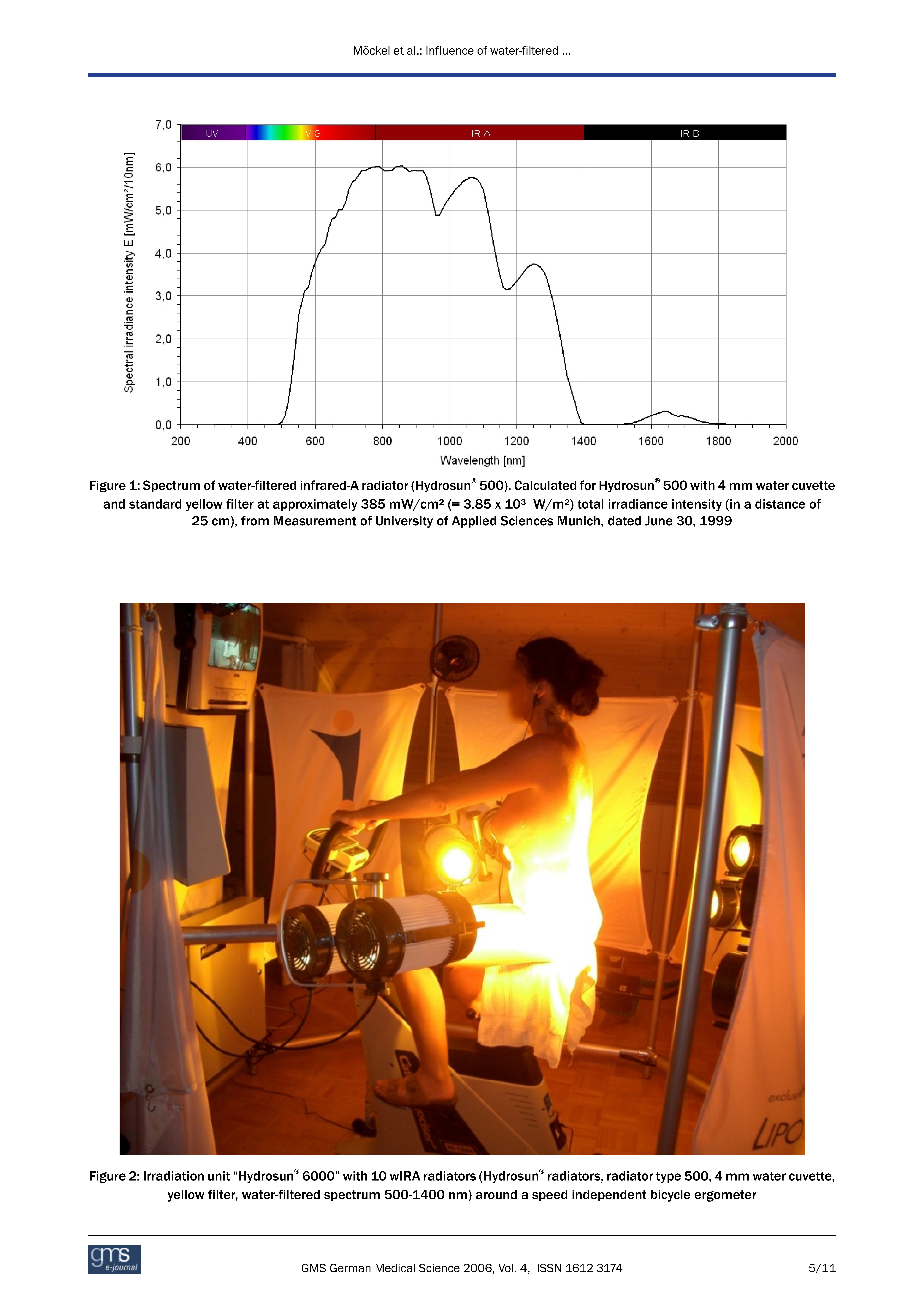 Bicycle, NIR, and Weight Loss Study Page 5