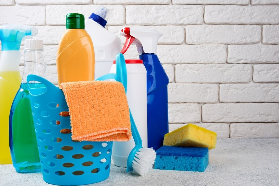 Commercial Cleaning Supplies