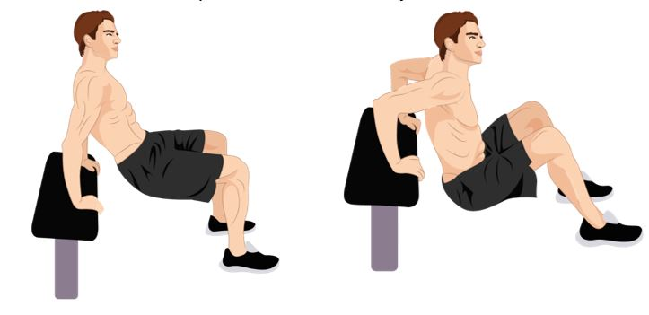 Illustrative Example the Dips Exercise