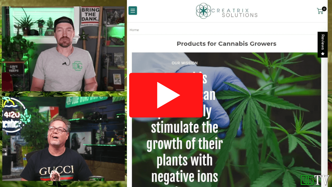 How Tri-Oxy COMPLETE Is Used to Grow Cannabis by The Dude Grows