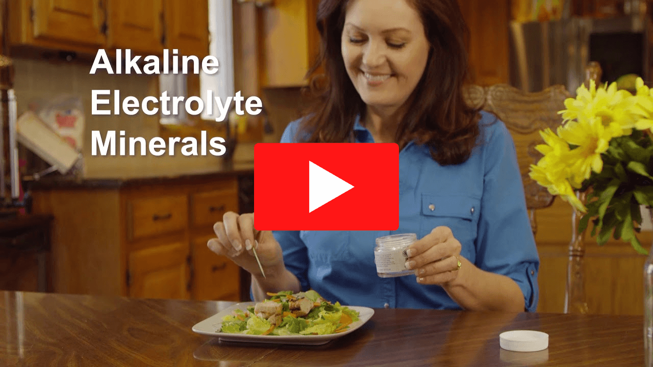 How to Add Healthy Salt from Creatrix Solutions to Your Diet Plan