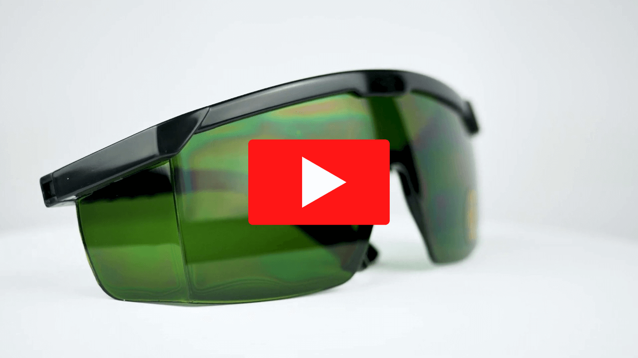 IR Guardian Near Infrared (NIR) Sauna Protection Glasses