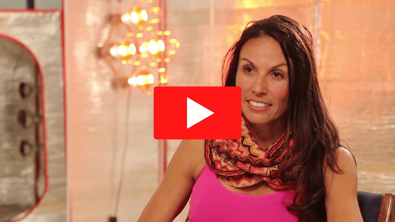 Jenn Bodnar from Yoga Digest Presents Sauna Fix®