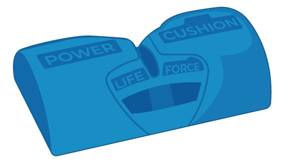 Illustrative Example of the Power Cushion