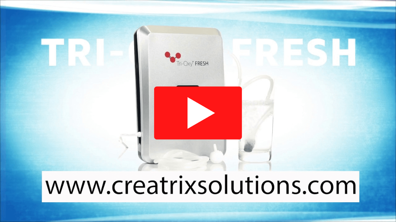 Tri-Oxy® FRESH Water Ozonator