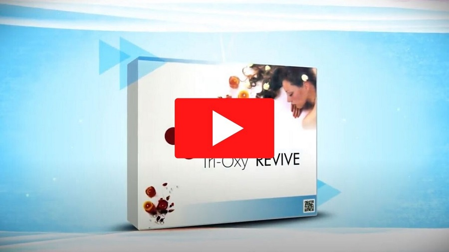 Tri-Oxy REVIVE Skin Rejuvenation Massager