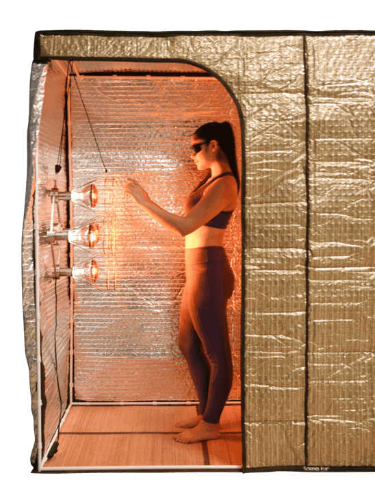 Hot Yoga & Exercise Radiant Sauna Tent
