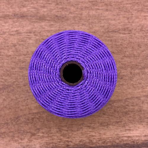 S-lon bead cord violet