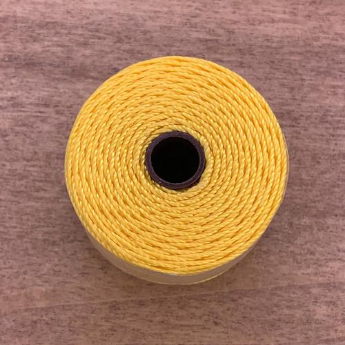 S-lon bead cord golden