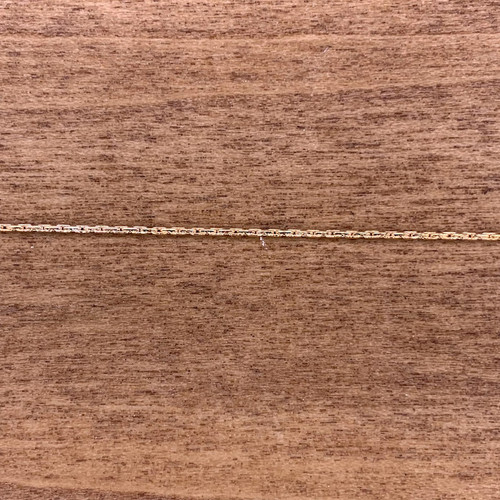 14k Gold Filled .7mm Beading Chain