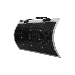 50 Watt 12 Volt Flexible Monokristalline Solarmodul
