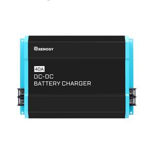 Batterie-Ladegerät DC zu DC 12V 40A