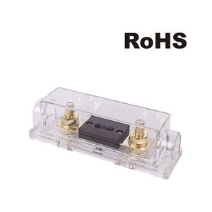 Renogy Solarmodul 100A Sicherungshalter Solarmodul Sicherungsbox Sicherungset Überladenschutz für Laderegler Solarmodul Kabel