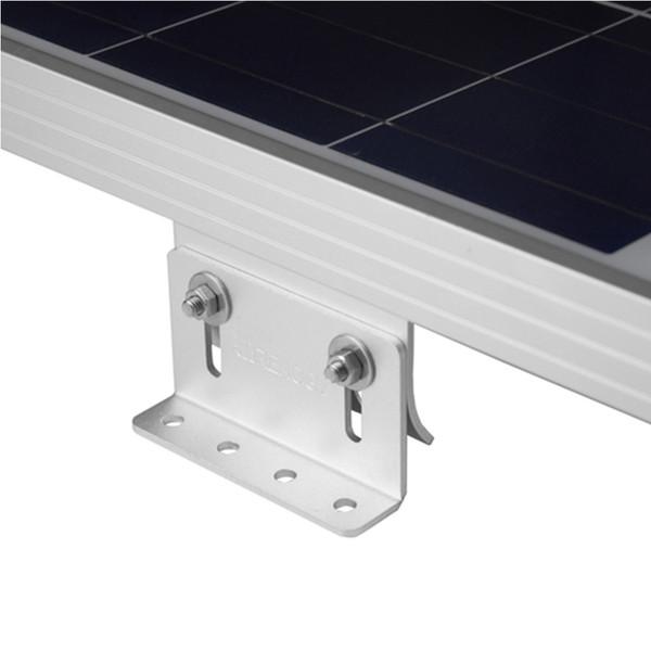 Z- Halterung gebogen Solarmodul 4 Stücke