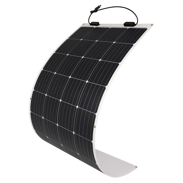 Flexibles Solarmodul Monokristallin 175W 12V