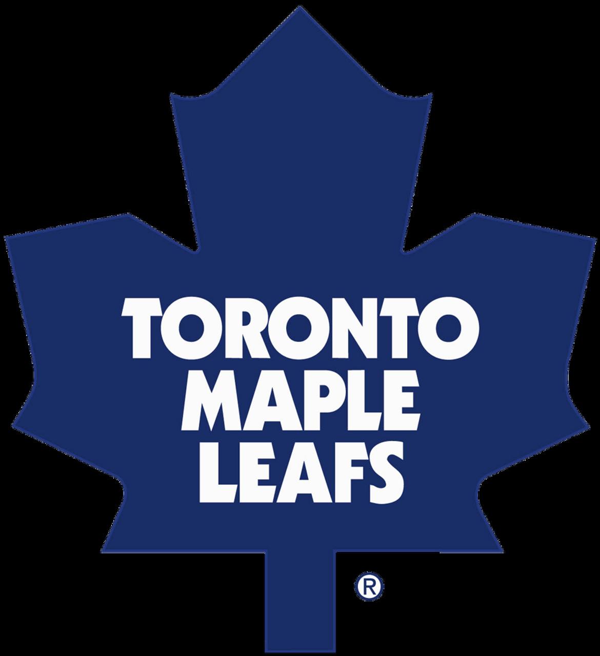 Toronto Maple Leafs Cornhole Decal Custom Cornhole Llc