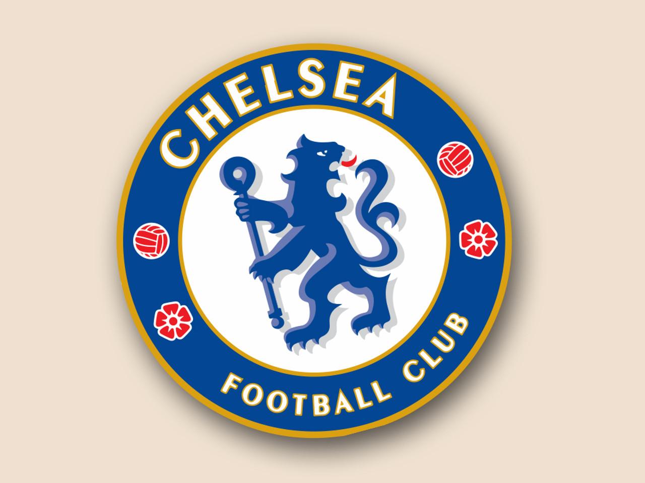 Chelsea F C Cornhole Decal