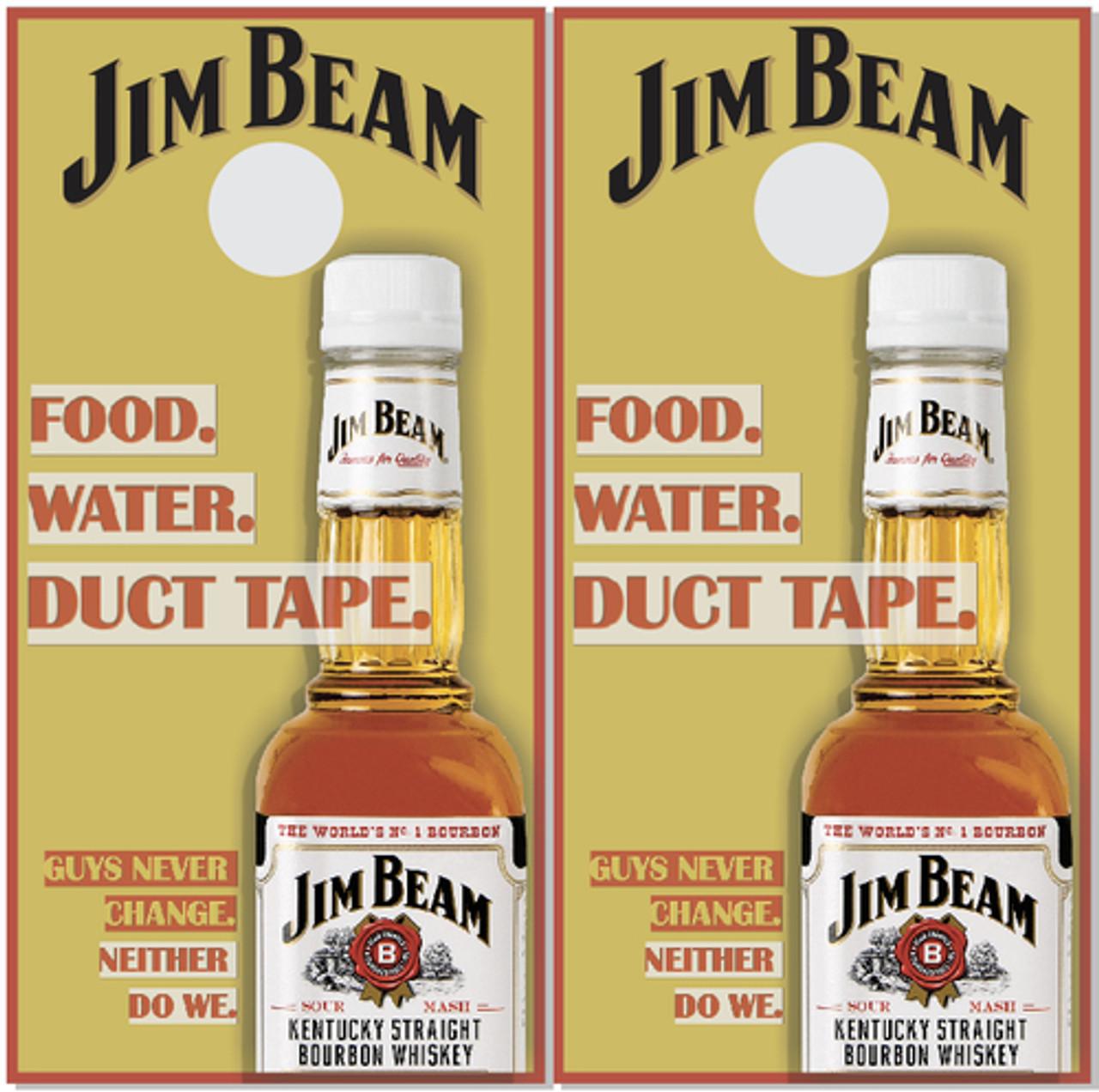 Bean Bag Toss Game Jim Beam Corn Hole Boards