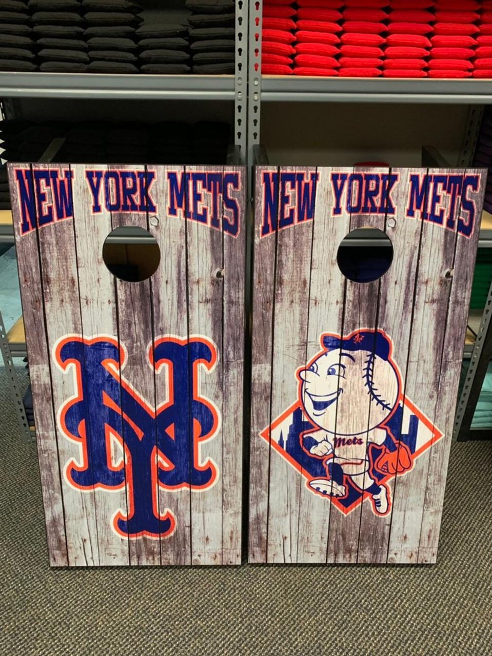 New York Mets Corn hole Bags