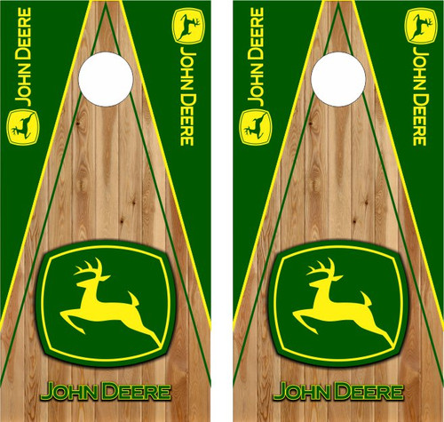 Super John Deere Cornhole Decals Custom Cornhole Llc Spiritservingveterans Wood Chair Design Ideas Spiritservingveteransorg