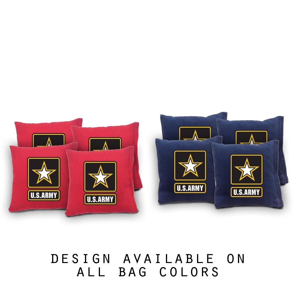 Military Cornhole Bags